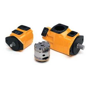 Pompy hydrauliczne łopatkowe serii BV