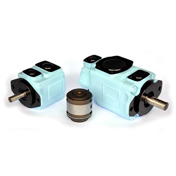 Pompy hydrauliczne łopatkowe typu Denison (R)