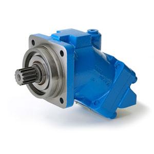 Silnik hydrauliczny tłoczkowy M